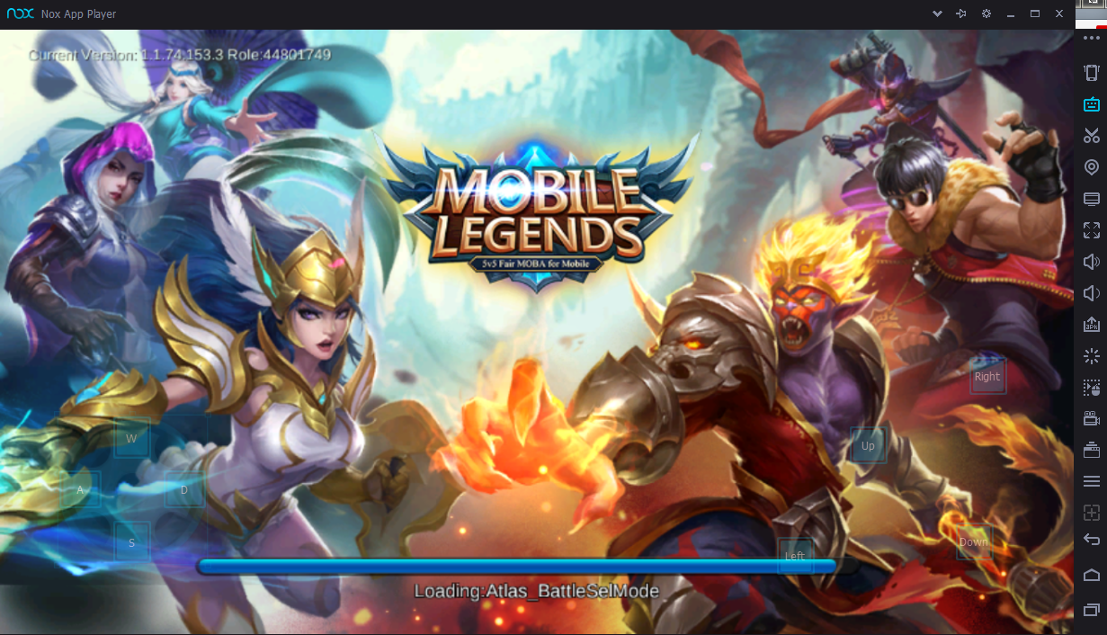 Cara Bermain Mobile Legends: Bang Bang di Komputer atau Laptop